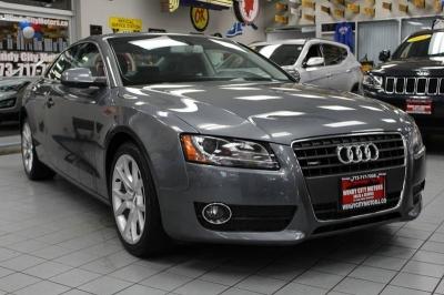 2012 Audi A5 2.0T quattro Premium Plus AWD 2dr Coupe 8A