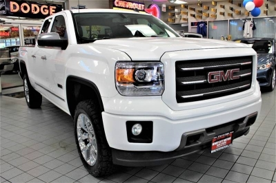 2014 GMC Sierra 1500 SLE 4x4 4dr Double Cab 6.5 ft. SB