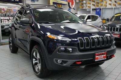 2015 Jeep Cherokee Trailhawk 4x4 4dr SUV