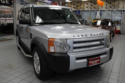 2006 Land Rover LR3 Base 4WD 4dr SUV