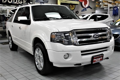 2014 Ford Expedition EL Limited 4x4 4dr SUV