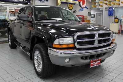2004 Dodge Dakota SLT 4dr Quad Cab 4WD SB
