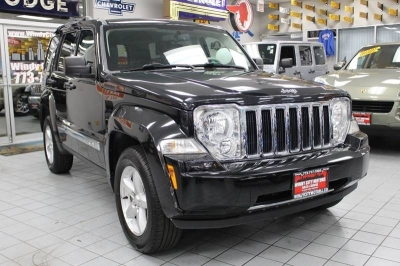 2008 Jeep Liberty Limited 4x4 4dr SUV