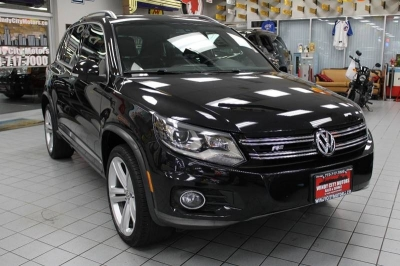 2014 Volkswagen Tiguan R Line 4Motion AWD 4dr SUV