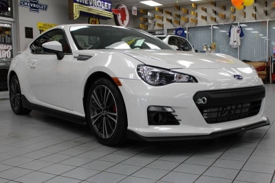 2015 Subaru BRZ LImited 2dr Coupe 6M