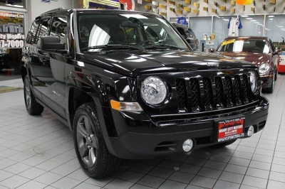 2015 Jeep Patriot Latitude 4x4 4dr SUV
