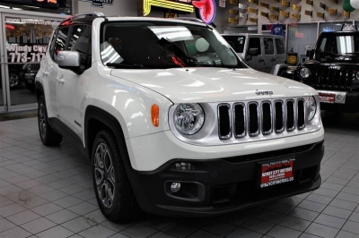 2015 Jeep Renegade Limited 4dr SUV