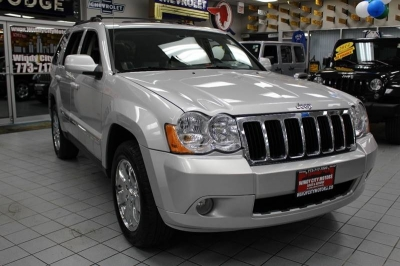2008 Jeep Grand Cherokee Limited 4x4 4dr SUV