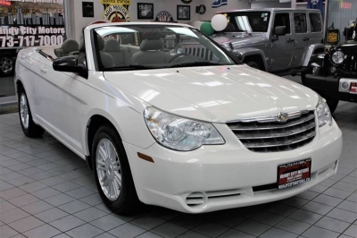 2009 Chrysler Sebring LX 2dr Convertible