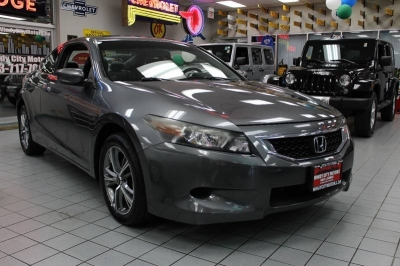 2008 Honda Accord EX L 2dr Coupe 5A