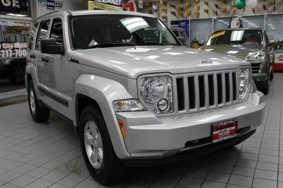 2011 Jeep Liberty Sport 4x4 4dr SUV