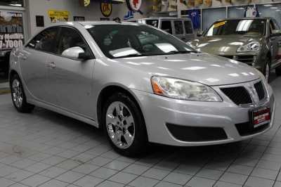 2009 Pontiac G6 Base 4dr Sedan w/1SB