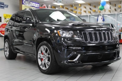 2013 Jeep Grand Cherokee SRT8 4x4 4dr SUV