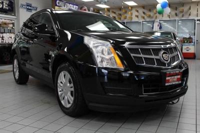 2012 Cadillac SRX Base 4dr SUV