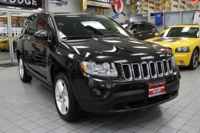2011 Jeep Compass Limited 4x4 4dr SUV