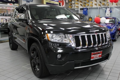 2011 Jeep Grand Cherokee Limited 4x4 4dr SUV