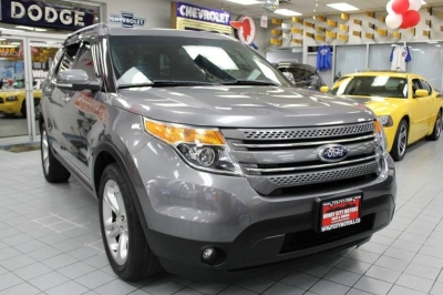 2013 Ford Explorer Limited AWD 4dr SUV