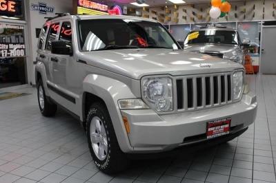 2009 Jeep Liberty Sport 4x4 4dr SUV