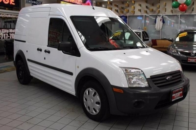 2013 Ford Transit Connect Cargo Van XL 4dr Mini w/o Side and Rear Glass