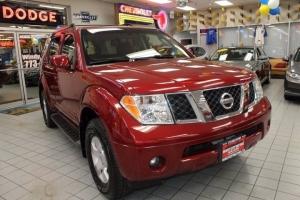 Nissan Pathfinder 2007