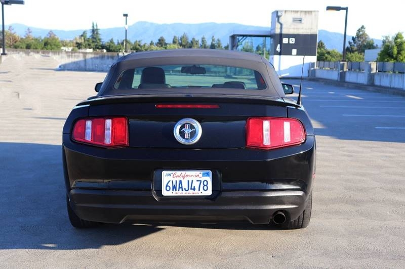 Ford MUSTANG 2010 price $10,792 Cash
