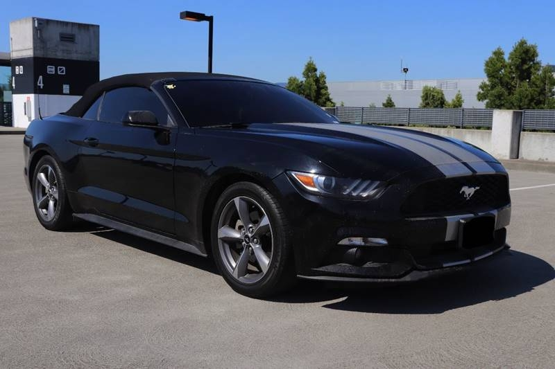 Ford MUSTANG 2015 price $15,988