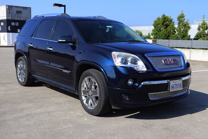GMC ACADIA 2012 price $16,988 Cash