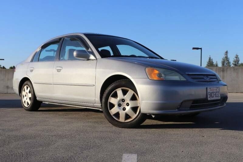 Honda CIVIC 2002 price $4,299