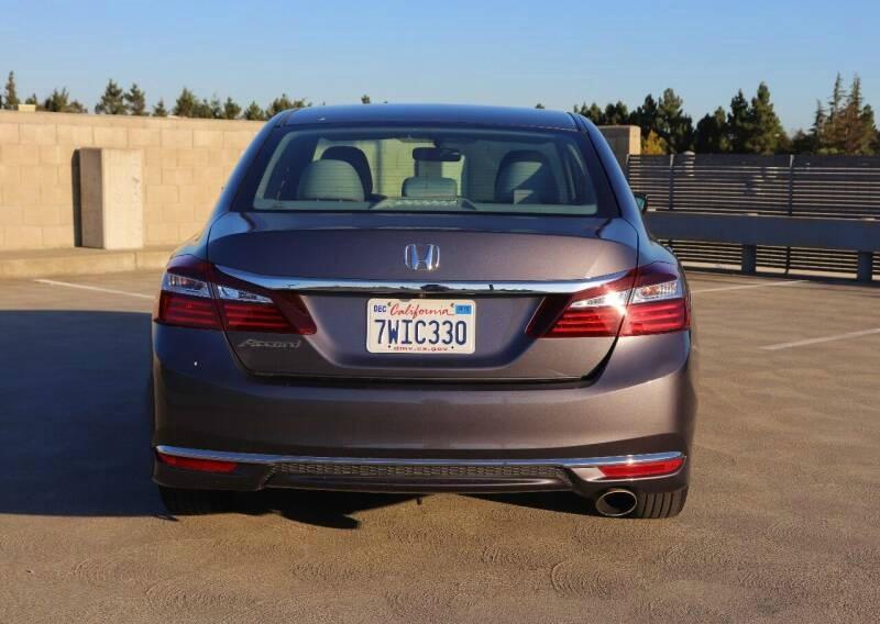 Honda ACCORD SEDAN 2017 price $16,788 Cash