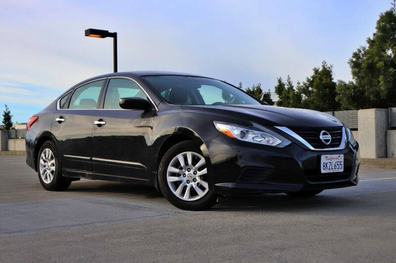 Nissan ALTIMA 2017 price $1 Cash