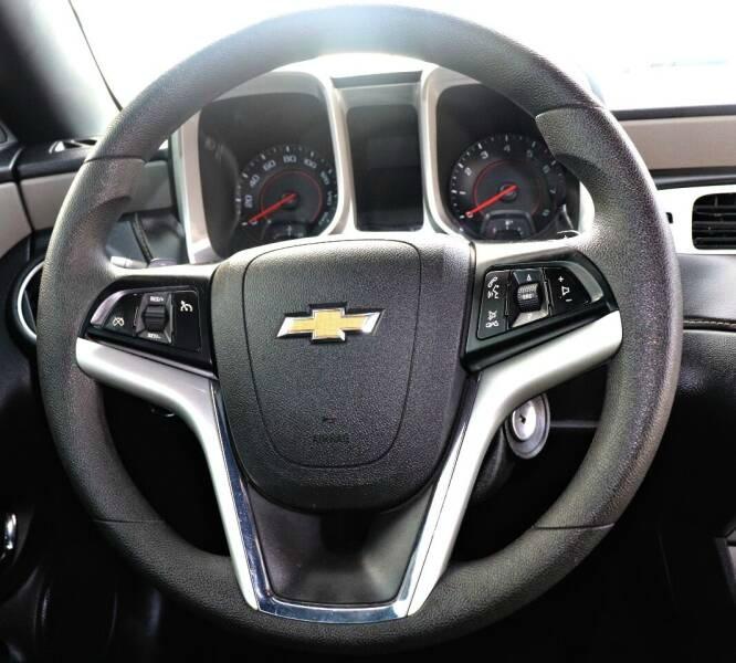 Chevrolet CAMARO 2014 price $1 Cash