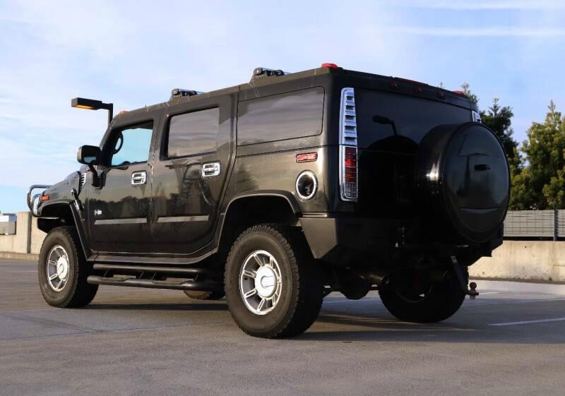 Hummer H2 2004 price $1 Cash
