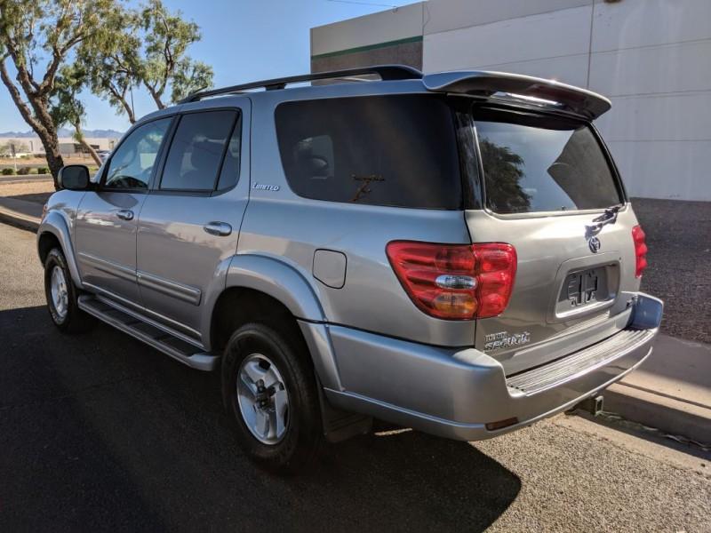 TOYOTA SEQUOIA 2001 price $4,099