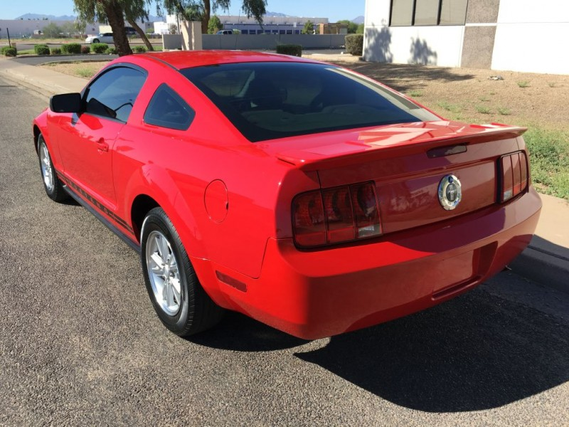 FORD MUSTANG 2008 price $5,749