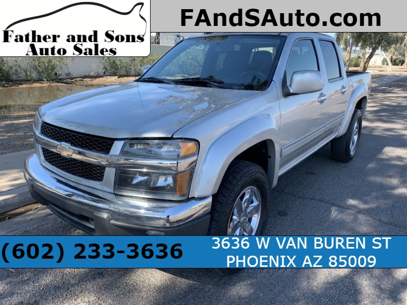 CHEVROLET COLORADO 2010 price $8,999