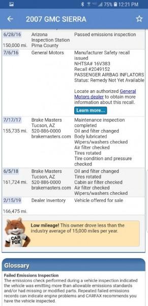 GMC NEW SIERRA 2007 price $9,499