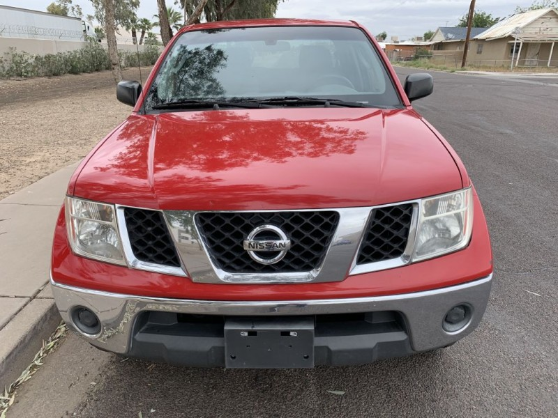 NISSAN FRONTIER 2006 price $7,699
