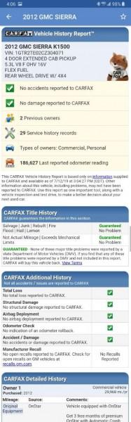 GMC SIERRA 2012 price $13,499