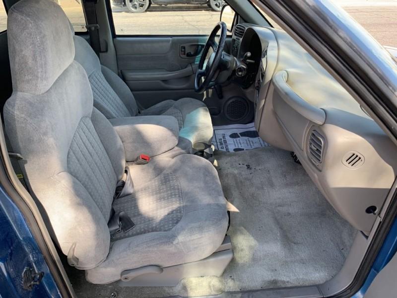 CHEVROLET S10 TRUCK LS 2001 price $4,899
