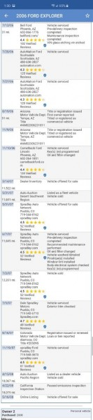 FORD EXPLORER 2006 price $5,099