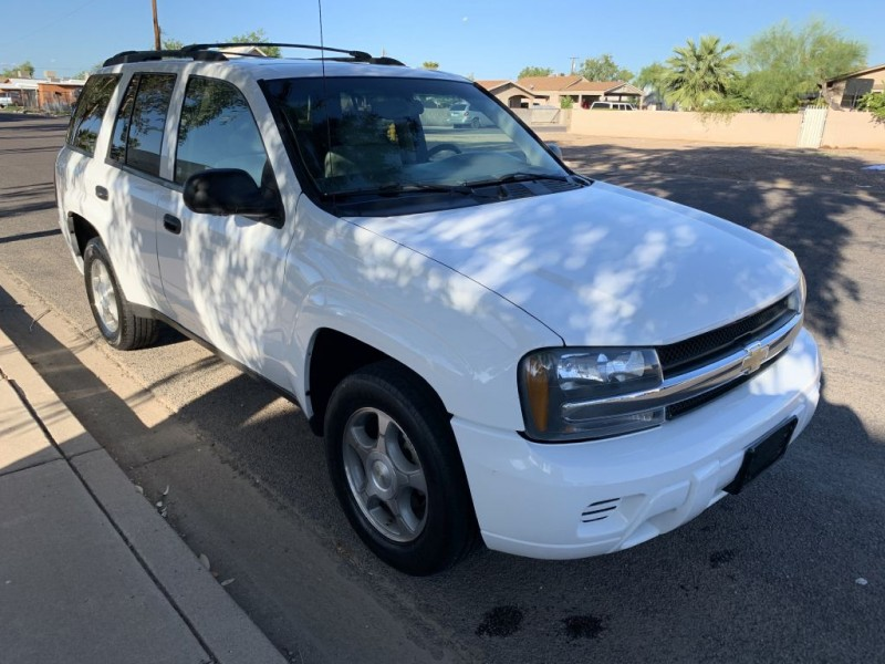 CHEVROLET TRAILBLAZER 2008 price $5,249