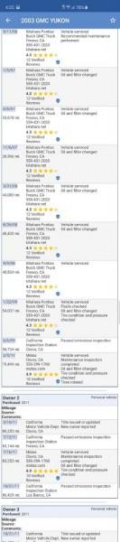 GMC YUKON 2003 price $5,199