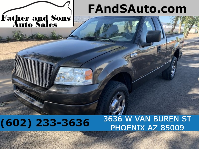 FORD F150 2005 price $6,999