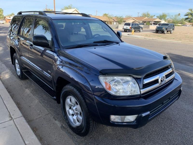 TOYOTA 4RUNNER 2005 price $6,699