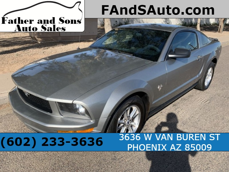 FORD MUSTANG 2009 price $6,199