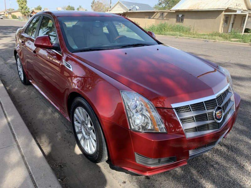 CADILLAC CTS 2010 price $9,399