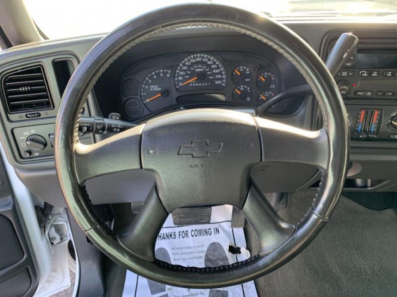 CHEVROLET SILVERADO 2006 price $7,999