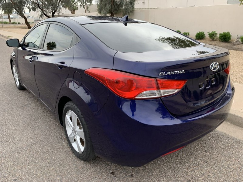HYUNDAI ELANTRA 2013 price $6,299