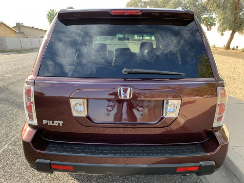 HONDA PILOT 2008 price $6,549