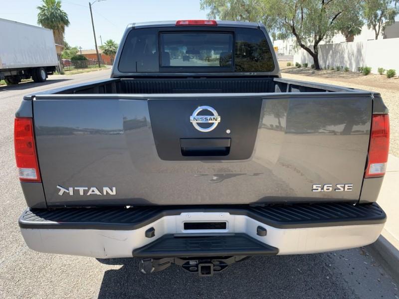 NISSAN TITAN 2007 price $7,899